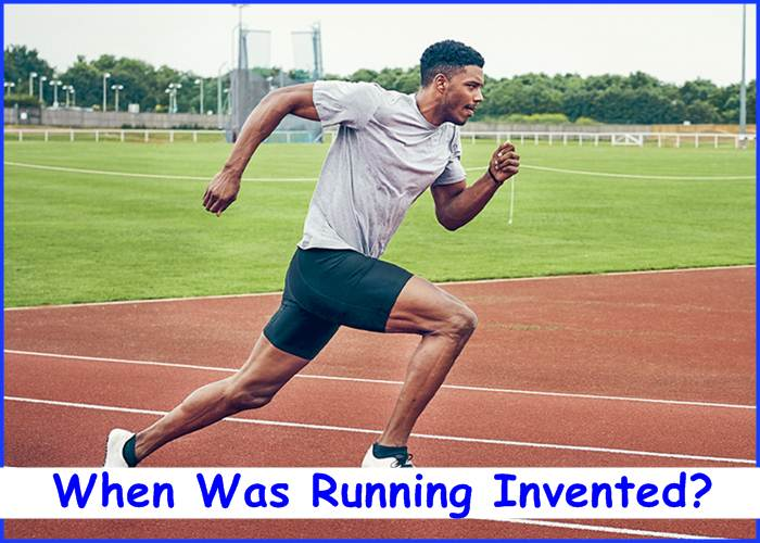 When Was Running Invented?